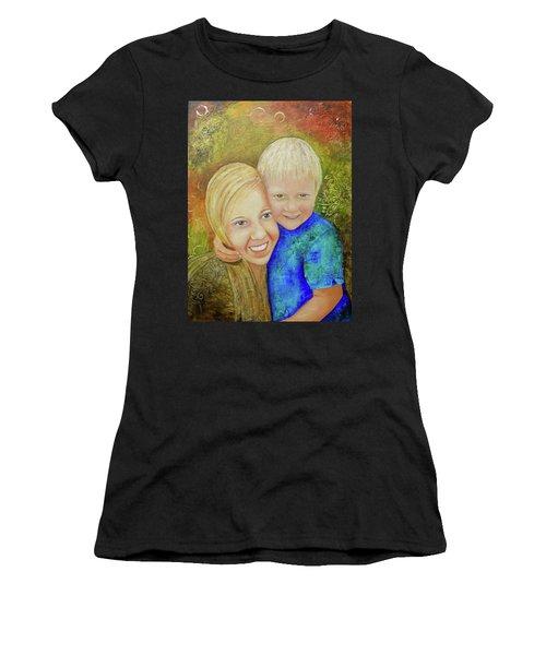 Amy's Kids Women's T-Shirt (Athletic Fit)