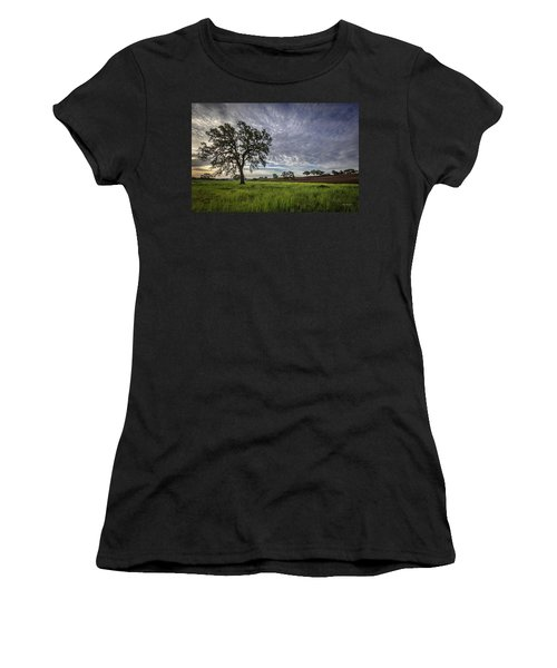 An April Sunday Morning Women's T-Shirt