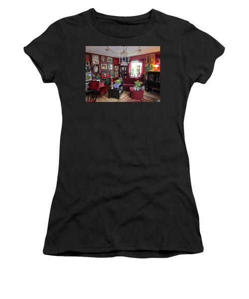 An Artists Livingroom Women's T-Shirt