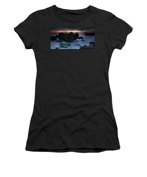 An Escape Women's T-Shirt (Athletic Fit)