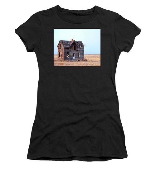 An Evening Near Marquette Women's T-Shirt (Athletic Fit)