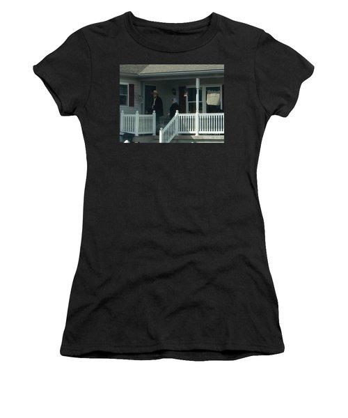 An Evening Visit Women's T-Shirt