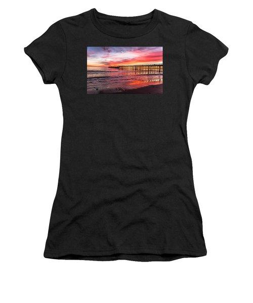 Seacliff Sunset Women's T-Shirt