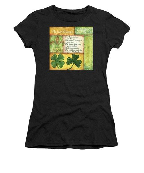 An Irish Blessing Women's T-Shirt