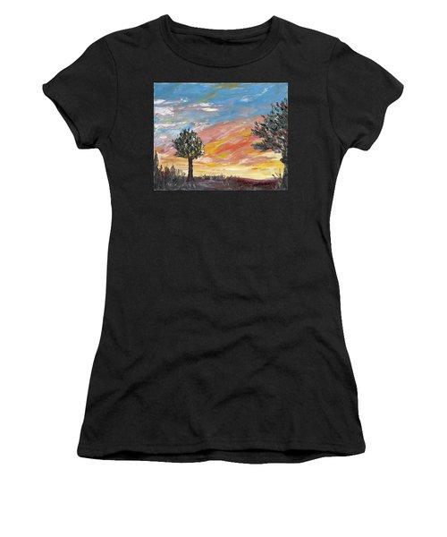 An Ohio Sunset Women's T-Shirt