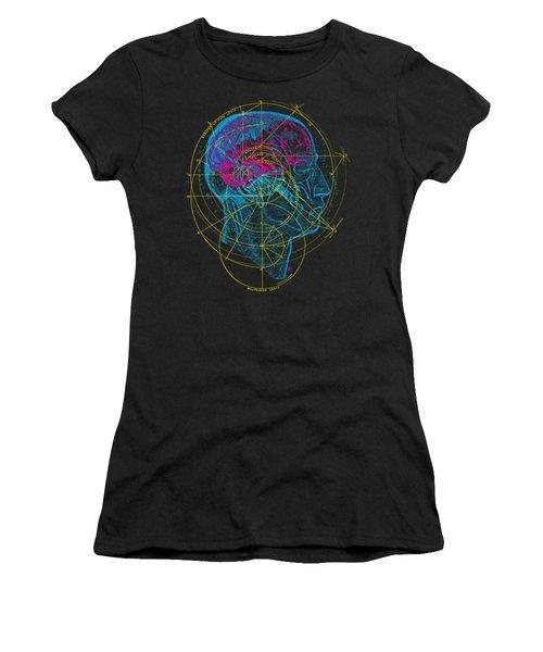 Anatomy Brain Women's T-Shirt