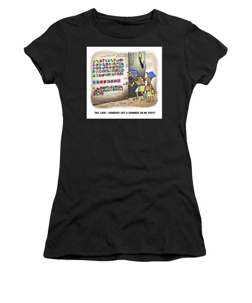 Ancient Egyptian Blog Women's T-Shirt