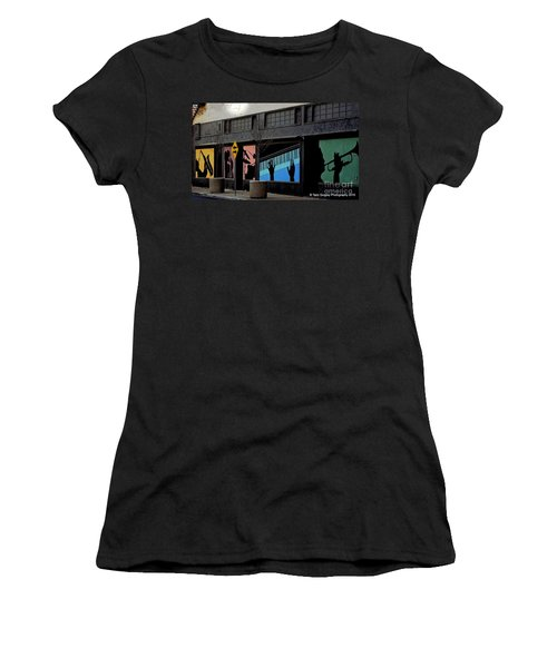 And All That Jazz Women's T-Shirt