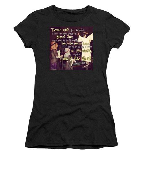 And There Were In The Same Country Women's T-Shirt