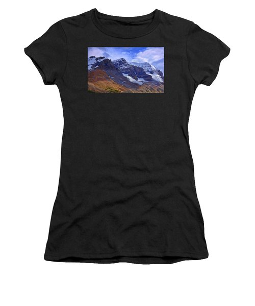 Mount Andromeda Women's T-Shirt (Athletic Fit)