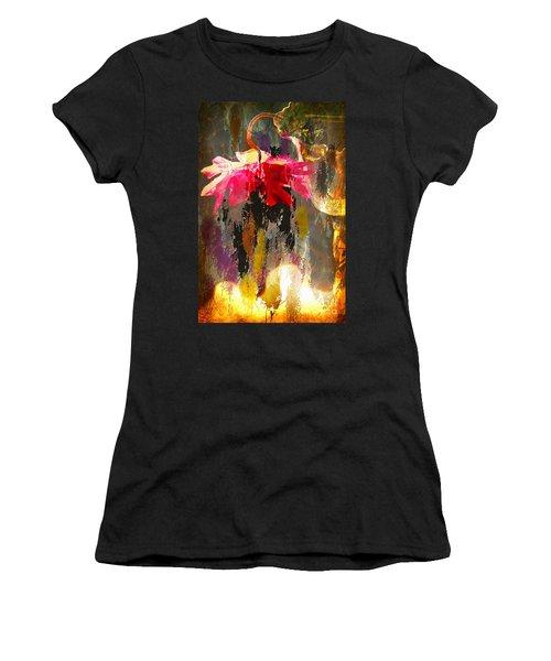 Anemone Monday Women's T-Shirt (Athletic Fit)