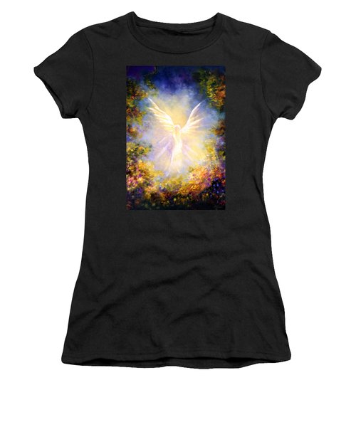 Angel Descending Women's T-Shirt