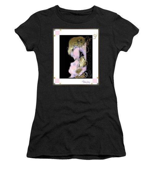 Angel Of Death Kiss Women's T-Shirt