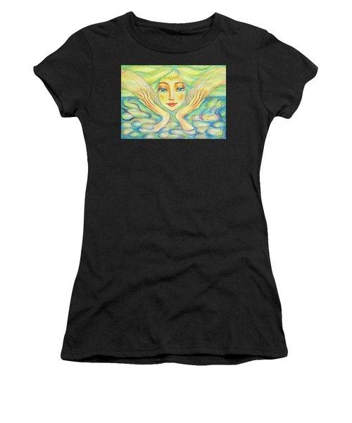 Angel Of Serenity Women's T-Shirt