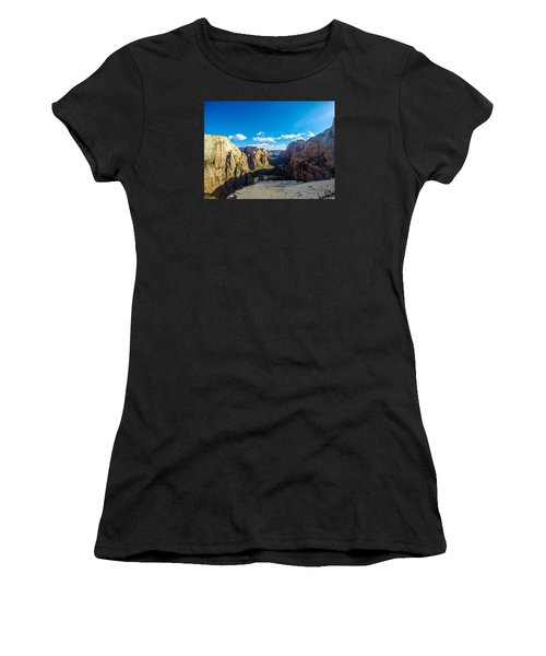 Angels Landing Women's T-Shirt