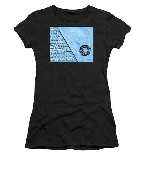 Angle Of Repose Horizontal Women's T-Shirt