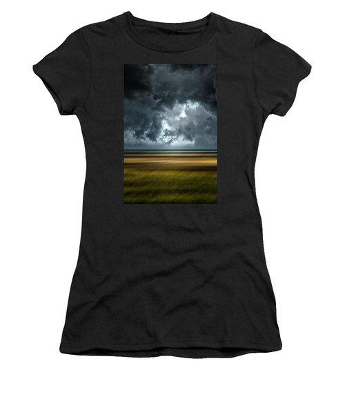 Angry Sky Women's T-Shirt