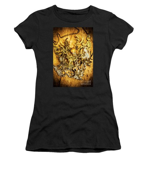 Animal Amulets Women's T-Shirt