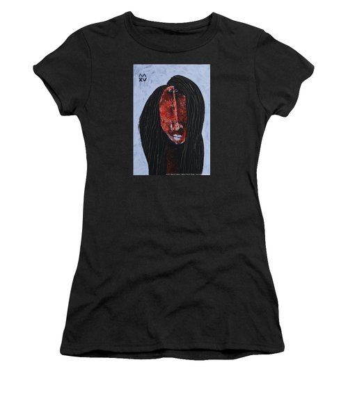Animus No 96 Women's T-Shirt (Athletic Fit)