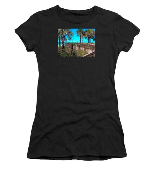 Anna Maria Boardwalk Access Women's T-Shirt
