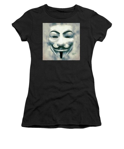Anonymous Women's T-Shirt