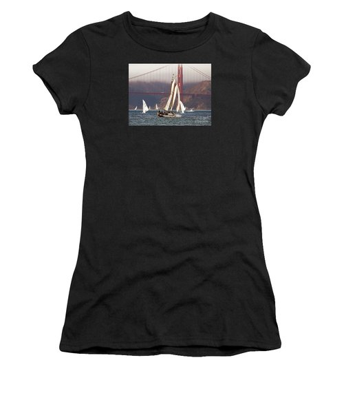 Another Fine Day Women's T-Shirt (Athletic Fit)