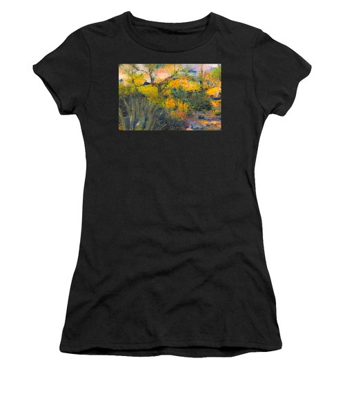 Another Renoir Moment Women's T-Shirt (Athletic Fit)