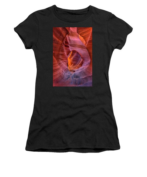 Antelope Canyon Chimney Women's T-Shirt