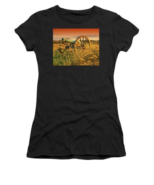 Antietam Battlefield - Dwp140321 Women's T-Shirt