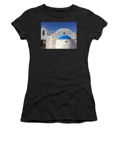 Antiparos Island Greece  Women's T-Shirt