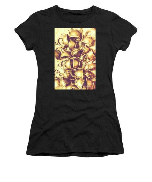 Antique Cafe Composition Women's T-Shirt