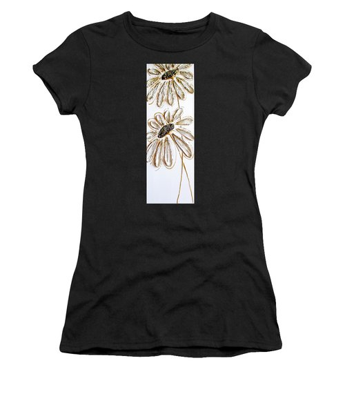 Antique Daisies Women's T-Shirt