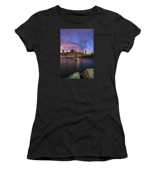Apocalypse Women's T-Shirt (Athletic Fit)