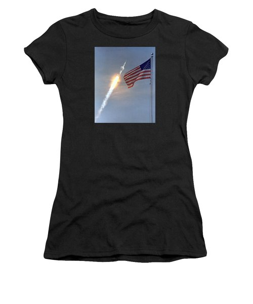 Apollo 11 Launch Women's T-Shirt
