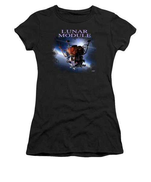 Apollo 9 Lm Women's T-Shirt (Athletic Fit)