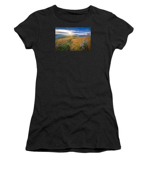 Appalachian Sunrise Women's T-Shirt (Athletic Fit)