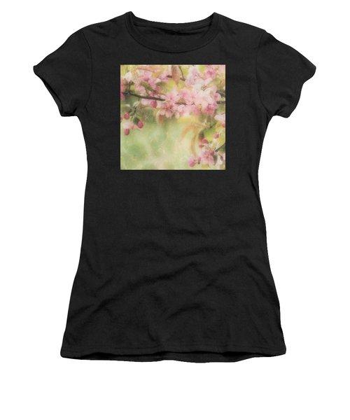 Apple Blossom Frost Women's T-Shirt