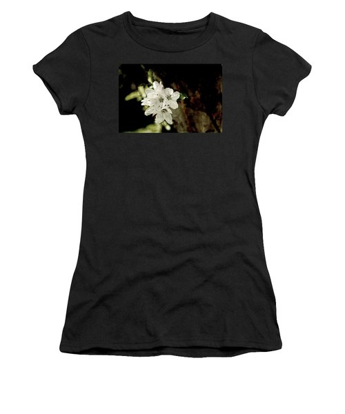 Apple Blossom Paper Women's T-Shirt