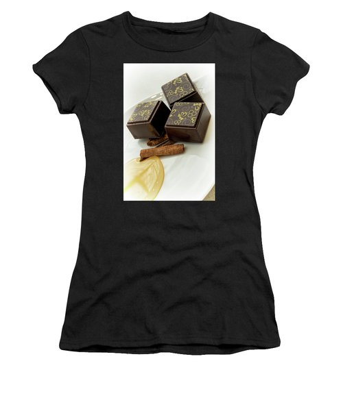 Apple Honey Cinnamon Chocolate Women's T-Shirt