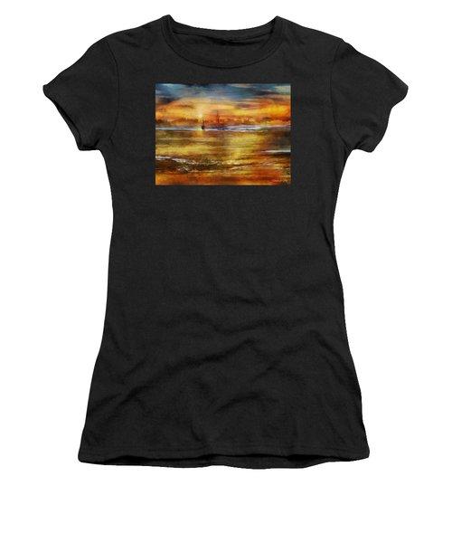 Approaching Novigrad Women's T-Shirt