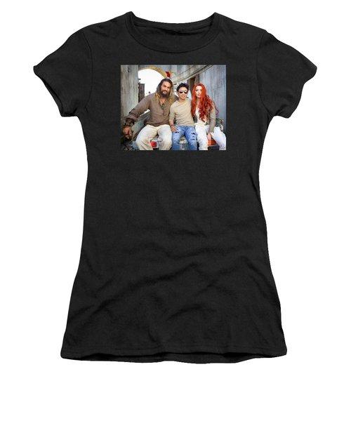 Aquaman Women's T-Shirt