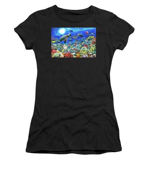 Aquarium Women's T-Shirt