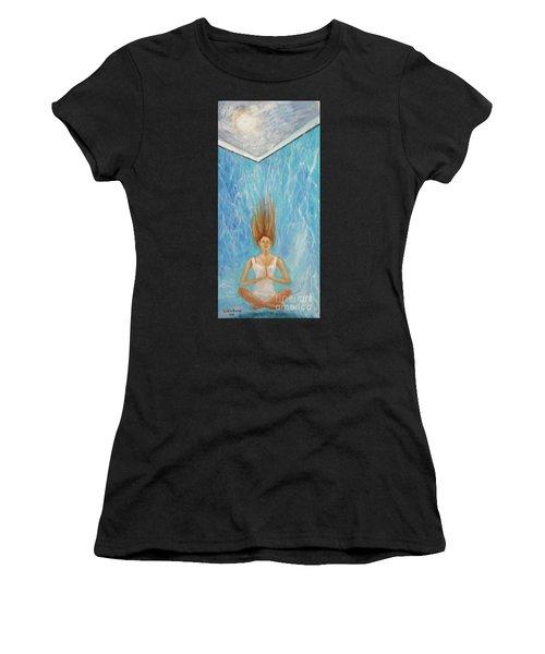 Aquatic Retreat Women's T-Shirt (Athletic Fit)