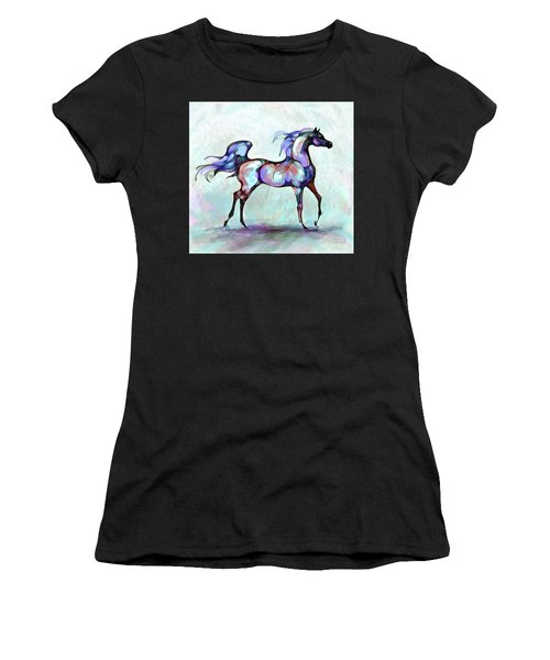 Arabian Horse Overlook Women's T-Shirt