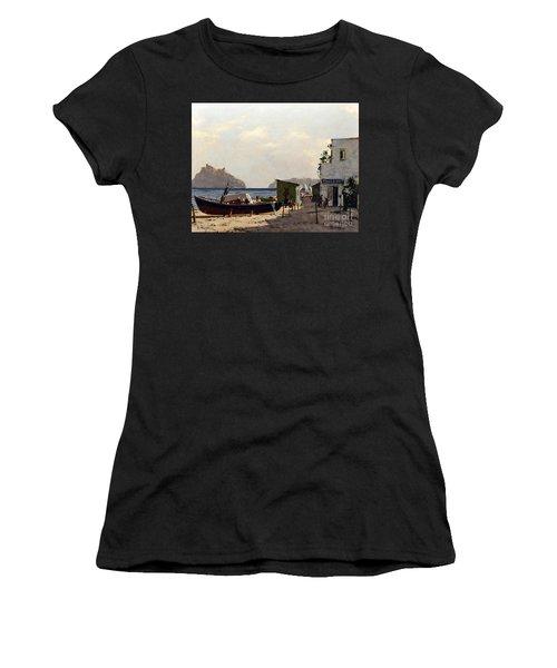 Aragonese's Castle - Island Of Ischia Women's T-Shirt