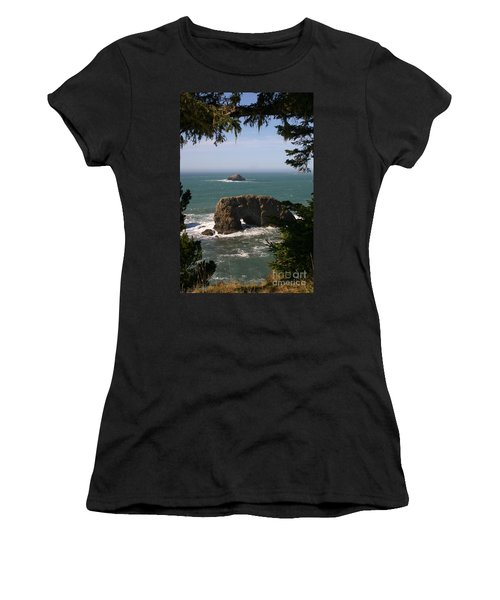 Arch Rock View Women's T-Shirt
