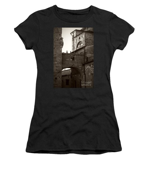 Architecture Of Pistoia Women's T-Shirt
