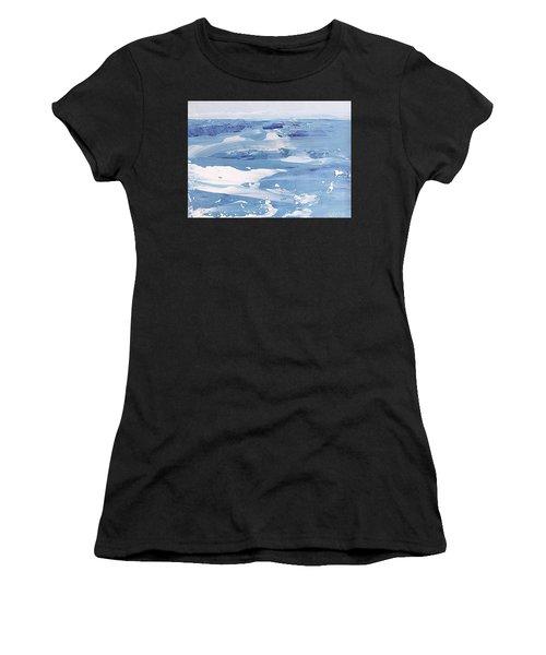 Arctic Ocean Women's T-Shirt
