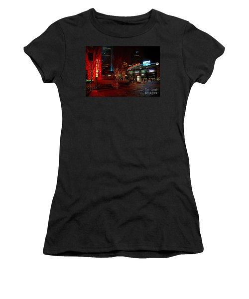 D66l-4 Arena District Photo Women's T-Shirt