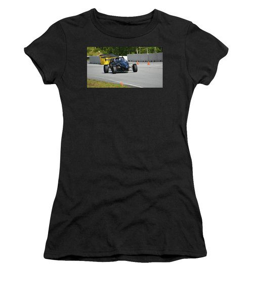Ariel Atom Approaching Women's T-Shirt (Athletic Fit)